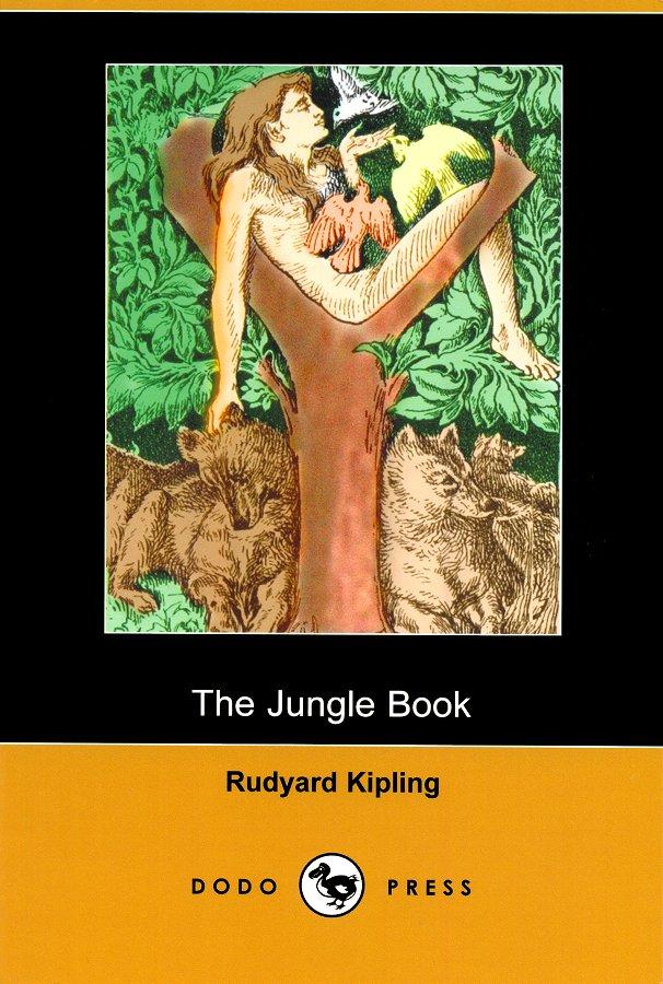 Jungle Book Cover Art ~ After j lockwood kipling