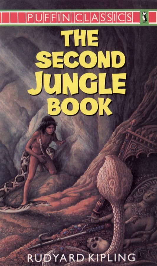 The Jungle Book Cover Art : Jungle book cover art page